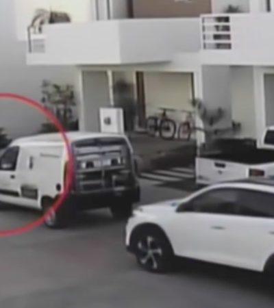 INVESTIGA FISCALÍA AGRESIÓN: Tres días después de ventilarse video, integran expediente por golpiza a un vecino de Playa