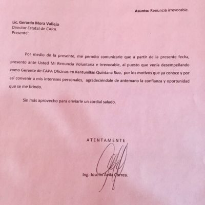 Renuncia gerente de CAPA en Lázaro Cárdenas para dedicarse a exportar salsa de chile habanero a Europa