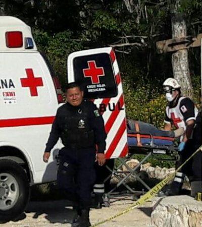 DOS BALEADOS EN MENOS DE 5 HORAS EN CANCÚN: Hallan a cubano tiroteado en la colonia El Trébol' y dejan herido a otro hombre en la Santa Cecilia