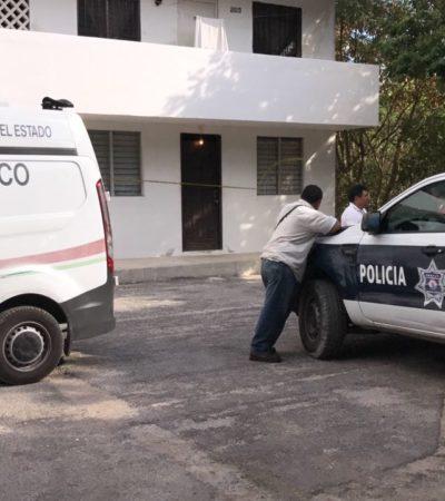 LLEGARON A COBRAR LA RENTA, PERO…: Hallan cadáver en descomposición en departamento de la SM 40 de Cancún