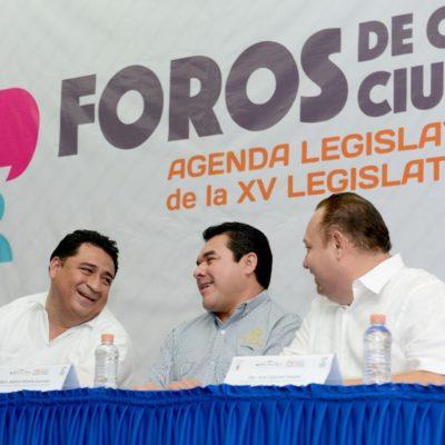 Realiza Congreso en FCP Segundo Foro de Consultas Ciudadanas