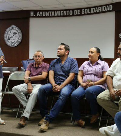 """Se reúne Cristina Torres con presidentes de comités vecinales y les asegura que están trabajando """"para recuperar a Solidaridad"""""""