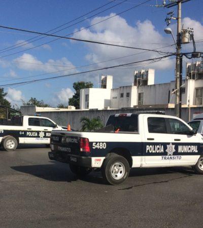 TIROTEAN EN DOMINGO UNA VIVIENDA EN CANCÚN: No hubo heridos ni detenidos en un ataque en la Región 222