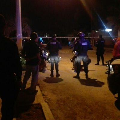 OTRA NOCHE DE VIOLENCIA EN CANCÚN: Balean a un hombre en la SM 515, muy cerca de la Avenida Politécnico