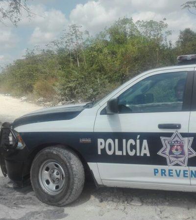HALLAN A EMBOLSADO EN CANCÚN: Suman este lunes 12 personas ejecutadas en lo que va del año en el principal destino turístico del país