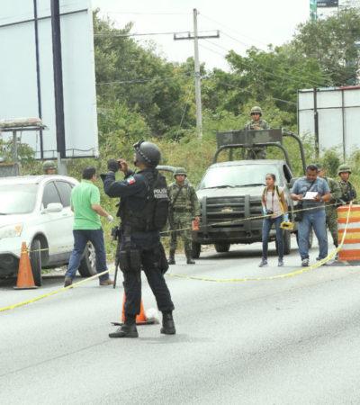 ROBO, TIROTEO Y DETENCIÓN: Tras peliculesca persecución, captura policía a 2 que asaltaron domicilio en 'Los Olivos' de Playa