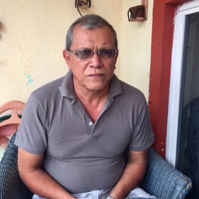 Debe 'Wato' convocar a asamblea para elegir nuevo dirigente; él ya no es más secretario general: Miguel Ángel Chan 'Fishman'