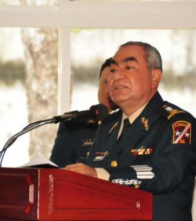 Reconoce mando militar que ataques por sorpresa de la delincuencia sacan de contexto a corporaciones policiacas