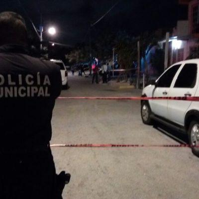 DOMINGO ROJO | DESBARATAN FIESTA A BALAZOS EN CANCÚN: Dos muertos y un herido, saldo preliminar de ataque en Villas Otoch, en la Región 247