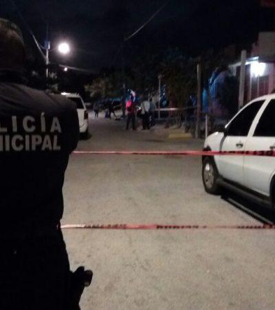 DOMINGO ROJO   DESBARATAN FIESTA A BALAZOS EN CANCÚN: Dos muertos y un herido, saldo preliminar de ataque en Villas Otoch, en la Región 247