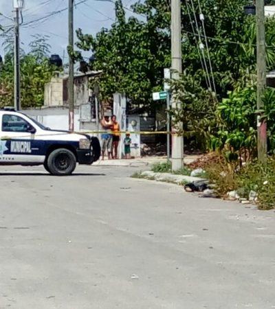 VIOLENCIA IMPARABLE EN CANCÚN: Hallan en bolsas restos de otra persona presuntamente ejecutada en la Región 259