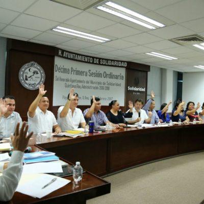 Por unanimidad, aprueba Cabildo de Solidaridad el Plan Municipal de Desarrollo 2016-2018