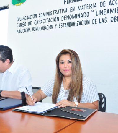 La transparencia no es una opción, es una obligación, dice Alcaldesa de Tulum al firmar acuerdo