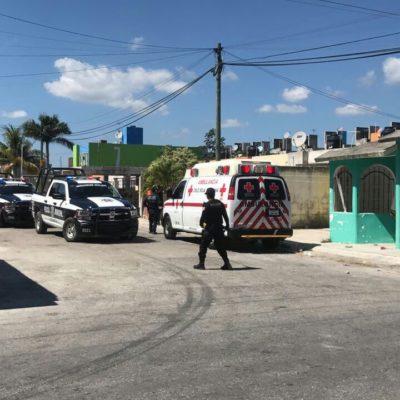 Rescatan a dos menores privadas de su libertad en la Región 216 de Cancún