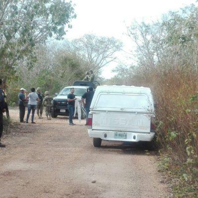 EJECUTAN A UN JOVEN EN LEONA VICARIO: Encuentran cadáver con disparo en la cara en camino de terracería