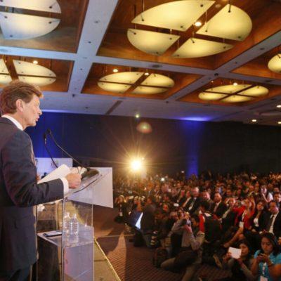 LLUVIA DE CIFRAS EN FORO NACIONAL DE TURISMO: Es la nueva plataforma para el desarrollo social y económico, dicen