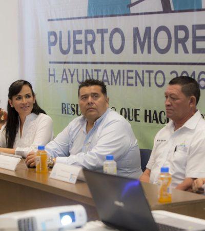 Anuncian maratón de nado en aguas abiertas en Puerto Morelos