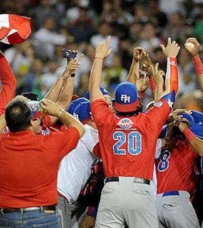 Cae México ante Puerto Rico en la final de la Serie del Caribe