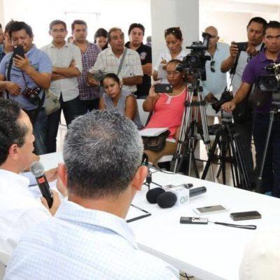 ARTÍCULO | Echa mano Carlos Joaquín de la inconstitucional 'Ley Borge' para contener a periodistas | Por Rafael Briceño