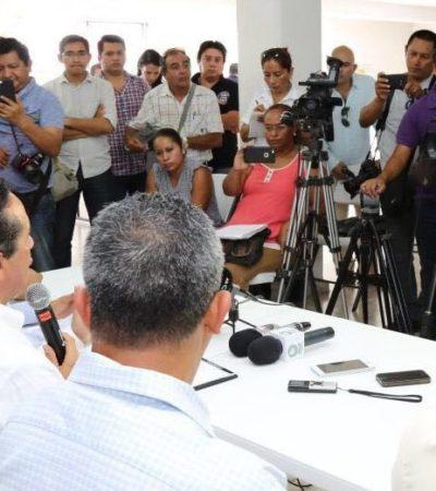 ARTÍCULO   Echa mano Carlos Joaquín de la inconstitucional 'Ley Borge' para contener a periodistas   Por Rafael Briceño