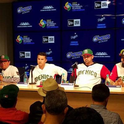 Define México el roster final para el Clásico Mundial de Beisbol