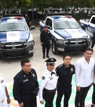 LA OPACIDAD 'LEGAL' DE REMBERTO: Dar a conocer contrato de renta de patrullas pondría en riesgo 'estabilidad' de Cancún, dice Gobierno