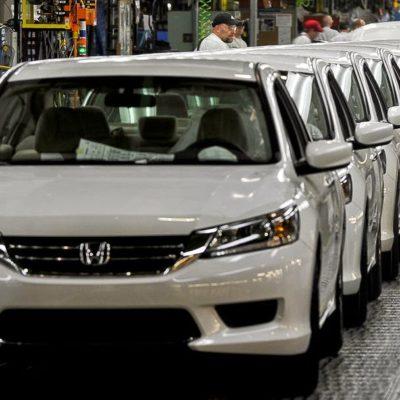 Podría reconsiderar Honda sus operaciones en México ante amenazas de Trump para imponer un arancel a su producción