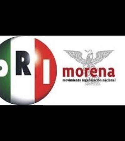 PARADIGMAS   Morena, el nuevo PRI   Por Jaime Farías Arias