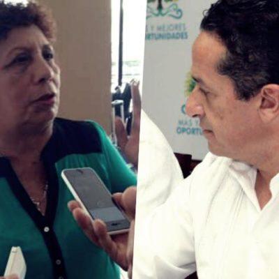 Lamenta Carlos asesinato de lideresa de la Colosio; se tiene que redoblar la vigilancia en el norte de QR, dice Gobernador