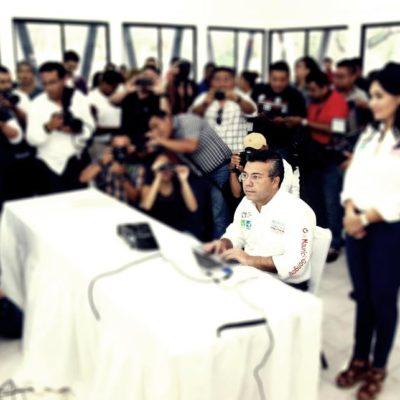 OPACIDAD IMPUNE EN SOLIDARIDAD: La mayoría de los funcionarios de Mauricio Góngora no entregó su declaración patrimonial
