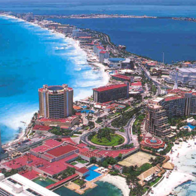 """""""QUIÉNES SON LOS CONCESIONARIOS, QUÉ PERMISOS SE OTORGARON"""": Rechazan construcción de una rueda de la fortuna en el 'Party Center' de Cancún"""