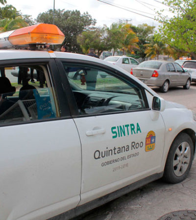 DENUNCIAN 'MOCHADAS': Acusan transportistas abusos, extorsiones y cobro de cuotas por parte de inspectores de Sintra