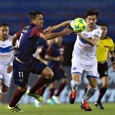 EL POTRO PIERDE EL INVICTO: Toros de Celaya derrota 1-2 al Atlante en Cancún
