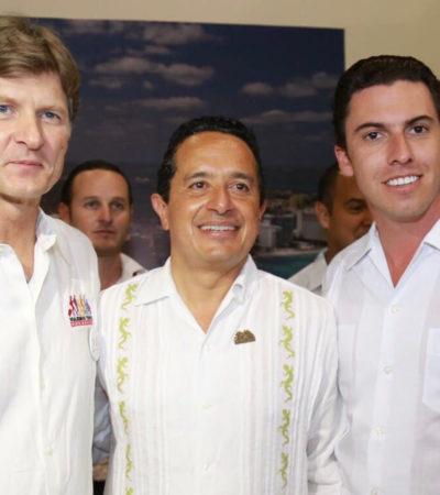 Es Cancún el principal escaparate de QR en el Tianguis Turístico de México; se busca afianza potencial: Alcalde