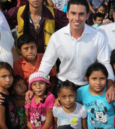 Respalda Remberto Estrada programa de turismo social; atienden a más de 700 niños con paseos gratuitos
