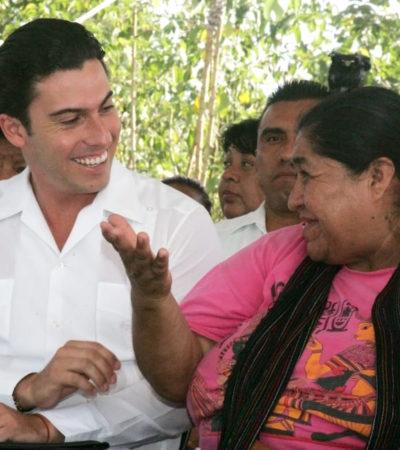 Aseguran que más de 4 mil familias se han beneficiado con el programa 'Rescatando espacios' en Cancún