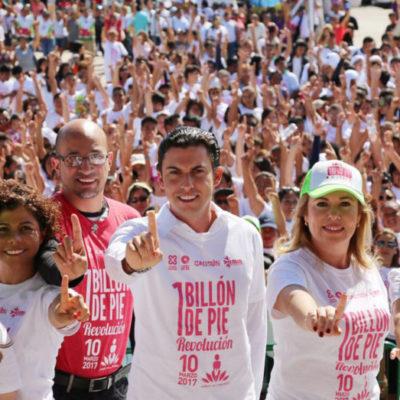 Se suma Alcalde Remberto Estrada a la lucha contra la violencia hacia las mujeres