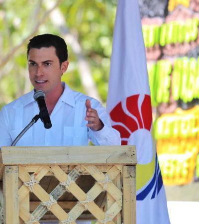 PRESENTA PLAN DE DESARROLLO: Asegura Remberto Estrada que hará lo necesario para restaurar la paz y tranquilidad de Cancún