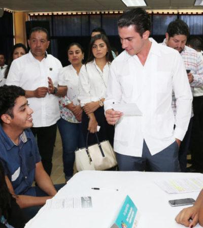 """Anticipa Remberto Estrada un Plan de Desarrollo """"transparente y al alcance de todos"""""""