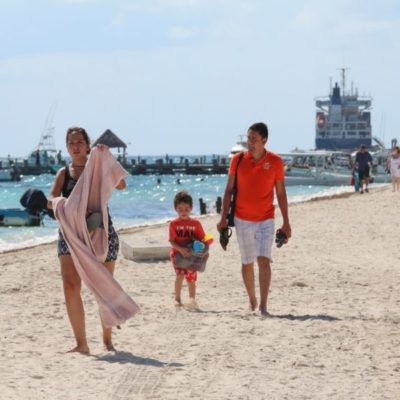 MANTIENE PUERTO MORELOS AUGE TURÍSTICO: Reportan ocupación hotelera por encima del 90%