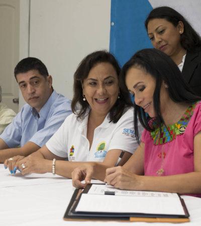 Instalan Comisión de Ecología de Puerto Morelos