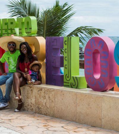 Va Puerto Morelos al Tianguis Turístico de México en Acapulco