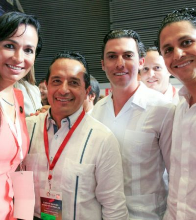 Participa Laura Fernández en la inauguración del Tianguis Turístico de México