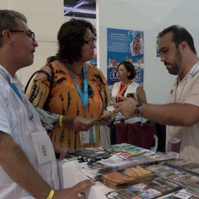 Con buenos resultados termina participación de Puerto Morelos en Tianguis Turístico 2017