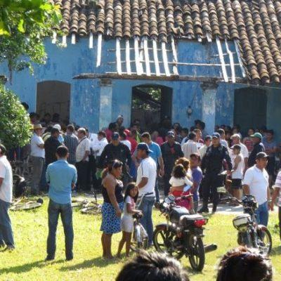 VIOLENCIA EN TABASCO: Intento de plagio termina en asesinato en Jalpa de Méndez