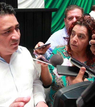 Pide líder del Congreso intervención federal para combatir la delincuencia en Quintana Roo