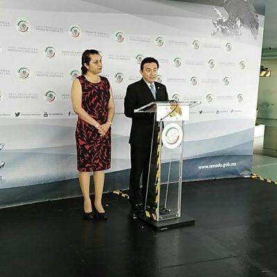 DENUNCIAN ANTE EL SENADO A VÍCTOR VIVAS Y A LIMA CARVAJAL: Consejera electoral de QR acusa amenazas y teme por su vida