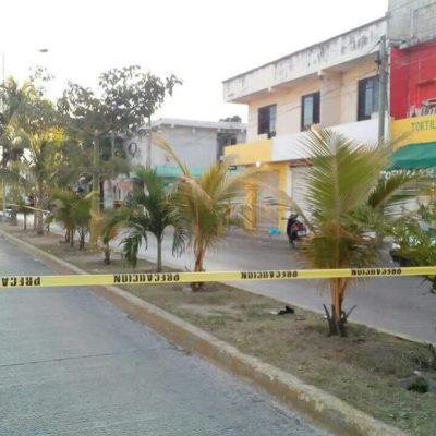 DRAMA FAMILIAR EN LA COLOSIO: Policía turístico mata a balazos a su mujer y luego se dispara en la cabeza