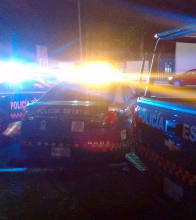 PIERDE EL CONTROL OTRO POLICÍA: Detienen a agente por amenazar y disparar contra su familia en Chetumal, aunque nadie fue herido