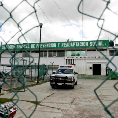 'PRISON BREAK' EN CHETUMAL: Investigan 'fuga' de recursos en el Cereso por millonaria obra con irregularidades